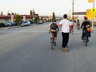 Rolling Down Soquel Avenue