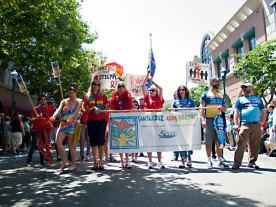 Santa Cruz AIDS Project and Surf City AIDS Ride