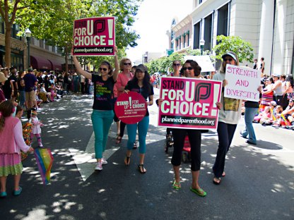 Planned Parenthood: Stand Up for Choice!