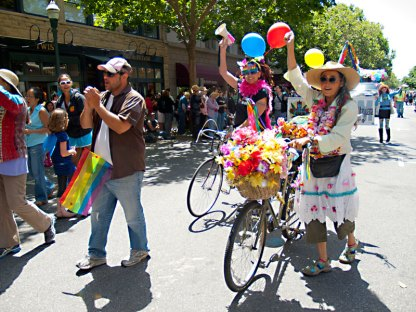 Santa Cruz Pride Promoters