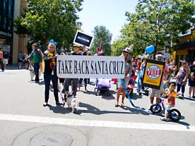 Take Back Santa Cruz