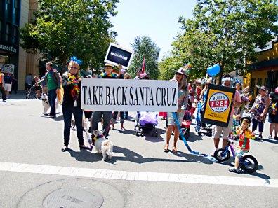 Take Back Santa Cruz