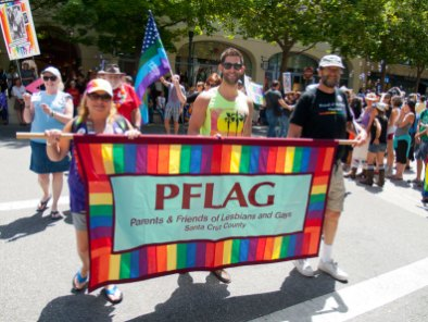 PFLAG: Parents, Families, & Friends of Lesbians and Gays