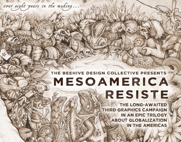 ¡Mesoamérica Resiste!