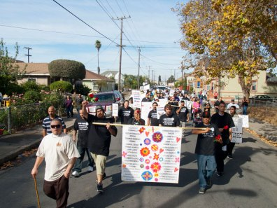 Peace and Unity March 2013