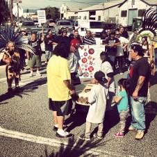 Warrior Circle Native Drumming in Pajaro