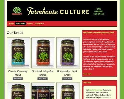 Farmhouse Culture Shop