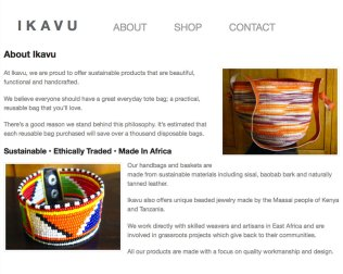 Ikavu about