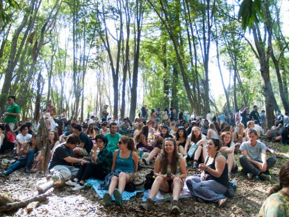 Celebrating 420 at UC Santa Cruz