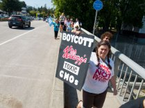 Boycott Kellogg's Toxic GMOs