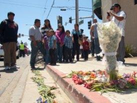 Carlos Mejia memorial