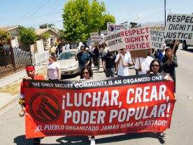 Todo Poder al Pueblo. Oxnard, CA.