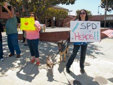 Bravery SPD Heroes!!