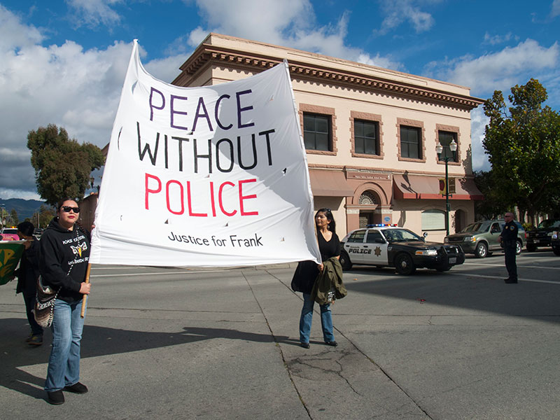 Peace Without Police