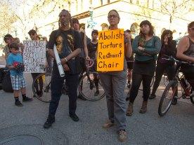 Abolish Torture Restraint Chair