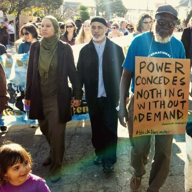 Power concedes nothing without a demand. -Frederick Douglas