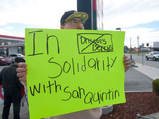 In Solidarity with San Quintín
