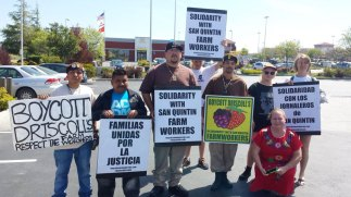 Boycott Driscoll's Respect the Farmworkers