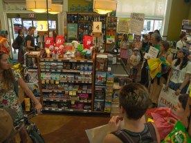Boycott Driscoll's Inside New Leaf Community Market