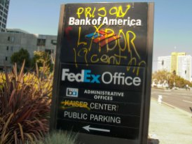 Bank of America Prison Labor $0.19 Per Hour