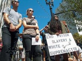End Prison Slavery & White Supremacy