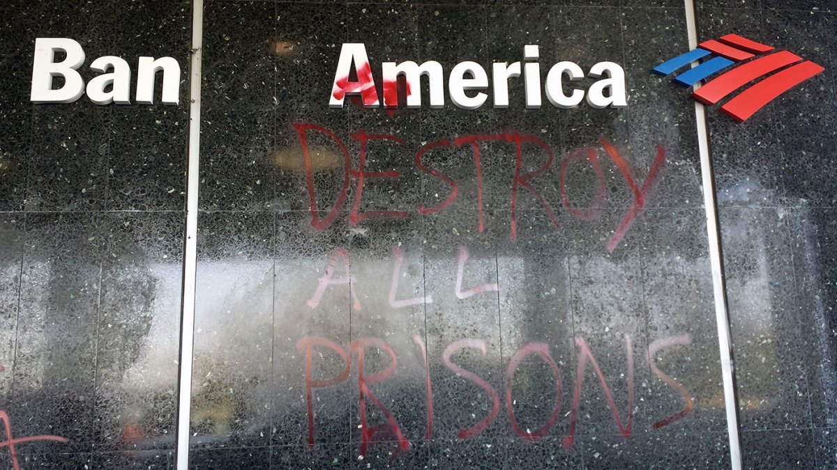 Ban America & Destroy All Prisons