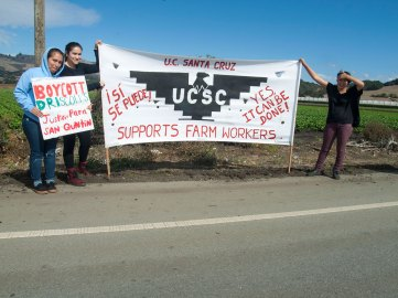UCSC Movimiento Estudiantil Chicano de Aztlán (MEChA)