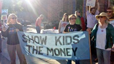 Show Kids The Money