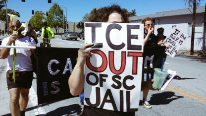 ICE Out of Santa Cruz County Jail