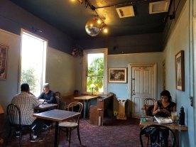 Blue Room at Caffé Pergolesi