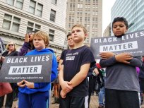 Showing Up for Racial Justice: Black Lives Matter