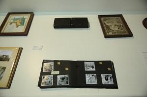 Family Album III, Shadow Box display