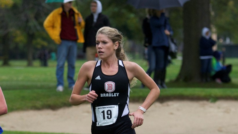 Cross Country Turns In Strong Performance At Notre Dame