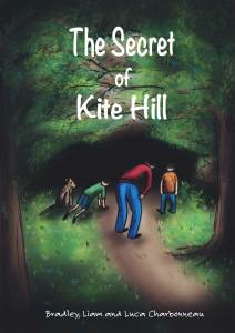 The Secret of Kite Hill new book cover (April 2017)