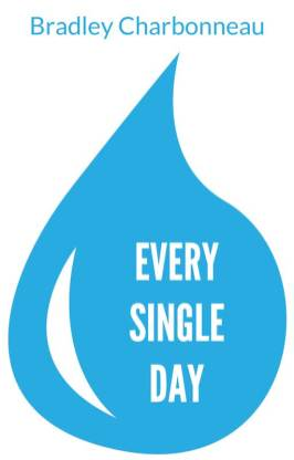 Every Single Day: A single drop is part of a river.