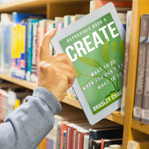 CREATE is on the shelves now!