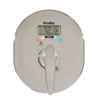 Equa-Flo Valves with Temperature Display - Bradley Corporation