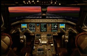 Priming cockpit