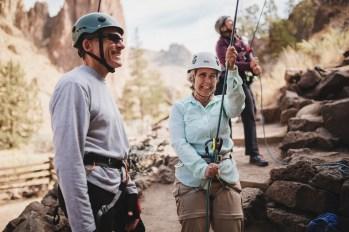 Adaptive Rock Climbing