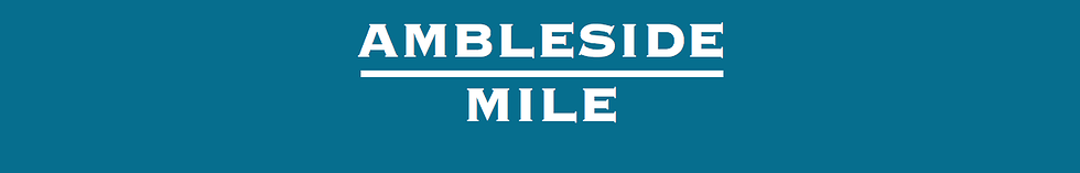 Win an Entry to the Ambleside Mile!
