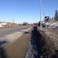 Running North of 60 (and below zero)