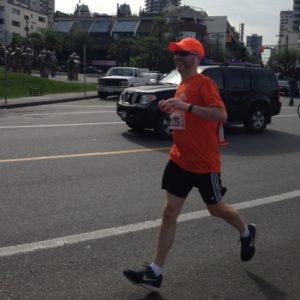 scotiabank vancouver half marathon