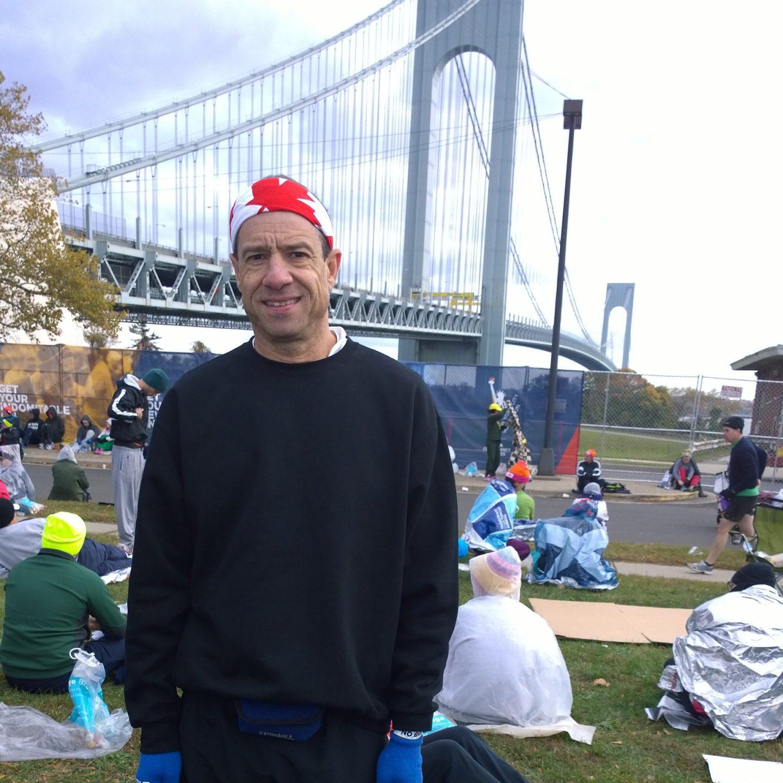 Guest Blog: NYC Marathon 2014