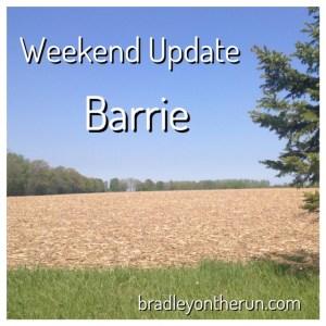 Weekend Update Barrie