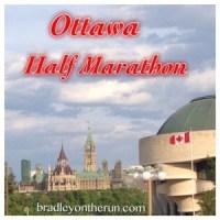Ottawa Half Marathon 2015