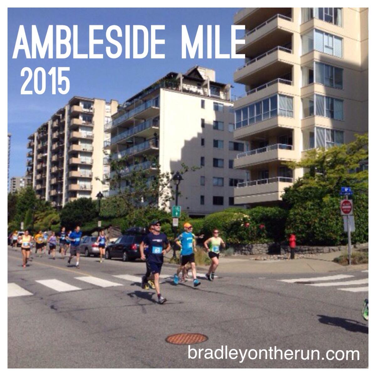 Ambleside Mile 2015