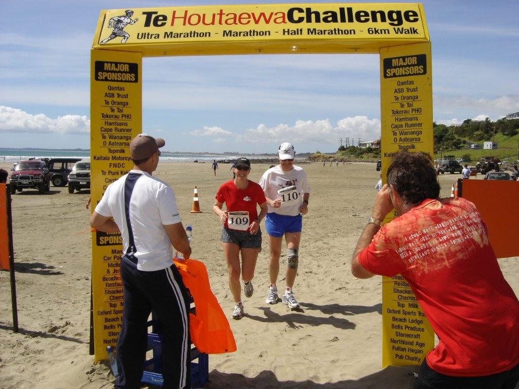 Seven Continents Runner: Jeannette McAffer