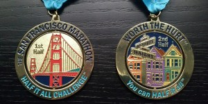 Friday Five SF Medals