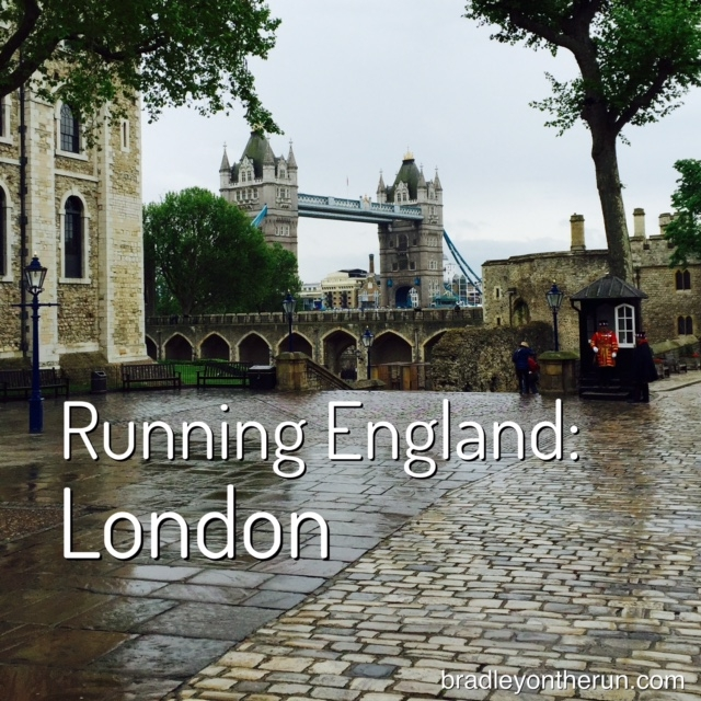 Running England – London