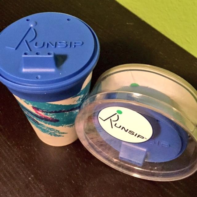 Runsip Lid – Product Review